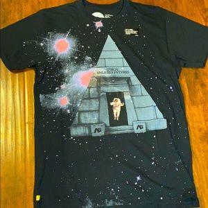 NWT-Medium Black Analog T-Shirt